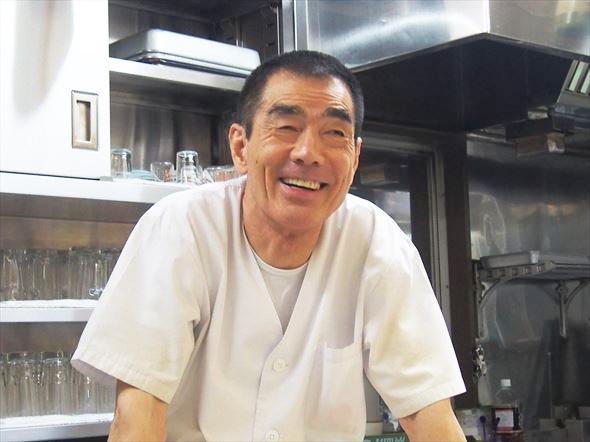 餃子天国店主