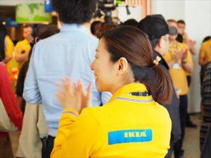 IKEA立川オープン密着取材もクライマックス!オープニングセレモニーの様子をお届け!