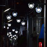 街燈にも色々あるのをご存知でしょうか?立川の街燈Part1