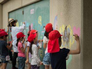 校舎にお別れ・・・立川第六小学校「旧校舎とのお別れ会」