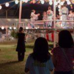立川の各町内会で納涼盆踊りが行われた先週末。これから夏本番を迎える立川。