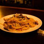 【立川グルメ】過行く秋の絶品一皿。フレッシュポルチーニのスパゲッティ。