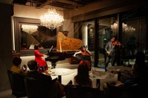TACHIKAWA STAGE GARDEN (立川ステージガーデン)presentsロビーコンサート &LOBBYピアノ演奏